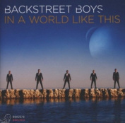 BACKSTREET BOYS - IN A WORLD LIKE THIS CD