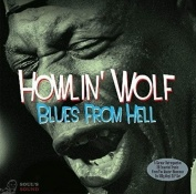 HOWLIN' WOLF BLUES FROM HELL 2 LP