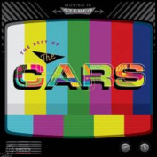 THE CARS - MOVING IN STEREO: THE BEST OF THE CARS LP