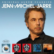 Jean-Michel Jarre Original Album Classics Vol. II 5 CD