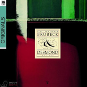 Dave Brubeck ; Paul Desmond 1975 : The Duets CD