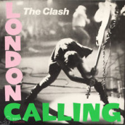 THE CLASH - LONDON CALLING CD
