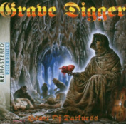GRAVE DIGGER - HEART OF DARKNESS - REMASTERED 2006 CD