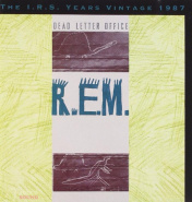 R.E.M. Dead Letter Office CD