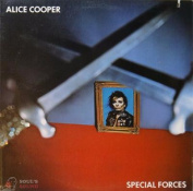 Alice Cooper Special Forces LP Rocktober