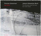 Thomas Zehetmair J.S.Bach Sei Solo 2 CD