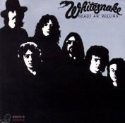 Whitesnake ‎Ready An' Willing CD
