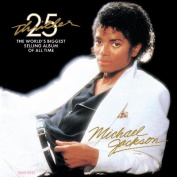 MICHAEL JACKSON THRILLER (25TH ANNIVERSARY) CD