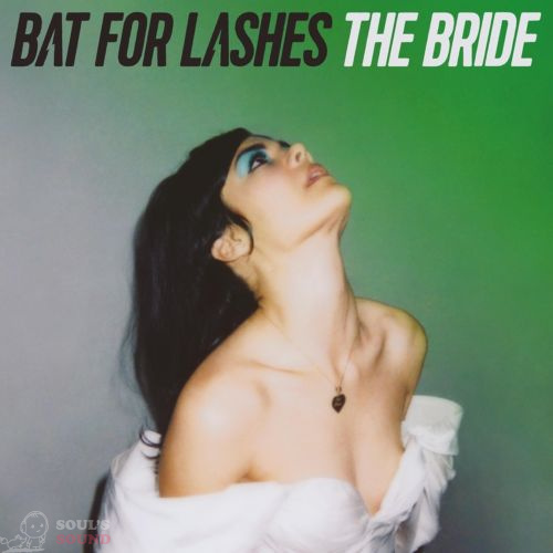 BAT FOR LASHES - THE BRIDE 2 LP