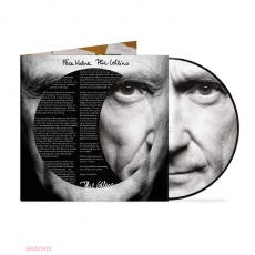 Phil Collins Face Value LP Limited Picture