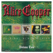 Alice Cooper ‎– Original Album Series Volume 2 5 CD