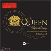 Royal Philharmonic Orchestra / Tolga Kashif The Queen Symphony 2 LP