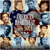 Various Artists AMERICAN HEARTBEAT - 60'S SOUL 3 CD