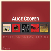 Alice Cooper ‎– Original Album Series 5 CD