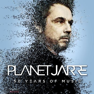 Jean-Michel Jarre Planet Jarre: 50 Years Of Music 2 CD
