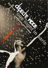 DEPECHE MODE ONE NIGHT IN PARIS THE EXCITER 2 DVD