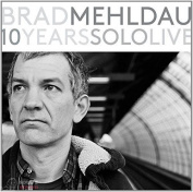 Brad Mehldau 10 Years Solo Live Limited Numbered Edition 8 LP