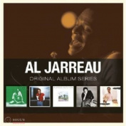 Al Jarreau ‎– Original Album Series 5 CD