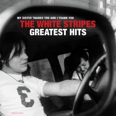 The White Stripes Greatest Hits 2 LP