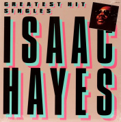 Isaac Hayes Greatest Hit Singles LP