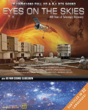 MOVIE - EYES ON THE SKIES Blu-Ray