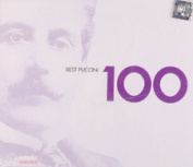 VARIOUS ARTISTS - 100 BEST PUCCINI 6 CD