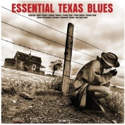 VARIOUS ARTISTS ESSENTIAL TEXAS BLUES LP