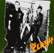 THE CLASH - THE CLASH (UK VERSION) CD