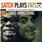 LOUIS ARMSTRONG - SATCH PLAYS FATS + 2 BONUS TRACKS LP