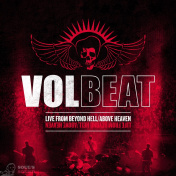 Volbeat Live From Beyond Hell/ Above Heaven 3 LP