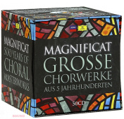 Magnificat - 500 Years Of Choral Masterworks 51 CD