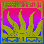 Jefferson Starship Gold 2 LP RSD2019 Limited Gold