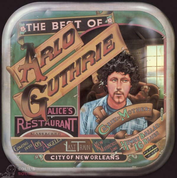 Arlo Guthrie The Best of LP SUMMER OF '69 – PEACE, LOVE AND MUSIC