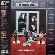 Jethro Tull Benefit / Warchild 2 LP