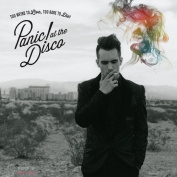 PANIC! AT THE DISCO - TOO WEIRD TO LIVE, TOO RARE TO DIE! LP