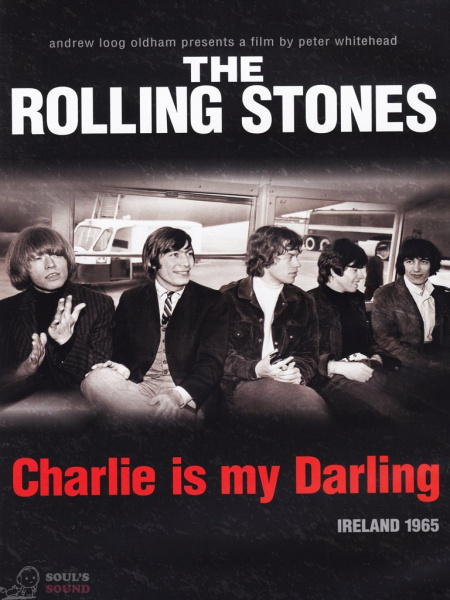 The Rolling Stones Charlie Is My Darling DVD