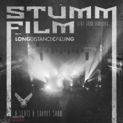 Long Distance Calling STUMMFILM – Live from Hamburg (A Seats & Sounds Show) Limited Edition 2 LP