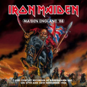 IRON MAIDEN MAIDEN ENGLAND '88 2 CD