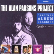 THE ALAN PARSONS PROJECT - ORIGINAL ALBUM CLASSICS 5CD