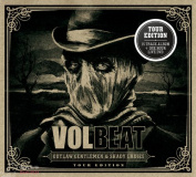 Volbeat Outlaw Gentlemen & Shady Ladies (Limited Tour Edition) CD + DVD
