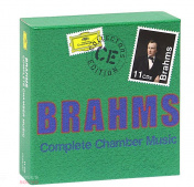 Various Artists Brahms : Complete Chamber Music 11 CD