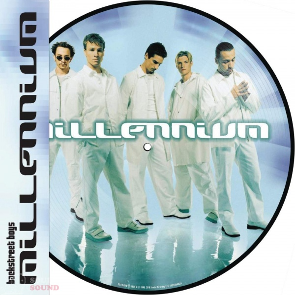 Backstreet Boys Millennium LP Limited Picture
