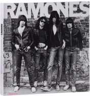 Ramones 40th Anniversary Deluxe Edition 3 CD + LP