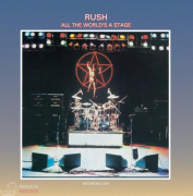 Rush All The World's A Stage (rem) CD