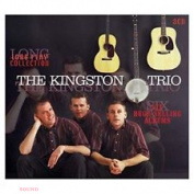 THE KINGSTON TRIO - LONG PLAY COLLECTION: SIX HUGE-SELLING ALBUMS 3 CD