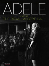 Adele Live At The Royal Albert Hall CD + DVD Digipack