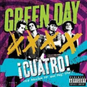 GREEN DAY - CUATRO! THE MAKING OF UNO! DOS! TRE! DVD