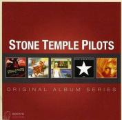 STONE TEMPLE PILOTS - ORIGINAL ALBUM SERIES 5CD