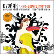 ANNE-SOPHIE MUTTER Dvorak: Violin Concerto LP