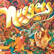 Nuggets Original Artyfacts From The First Psychedelic Era 1965-1968 2 LP Start Your Ear Off Right 2021 Limited